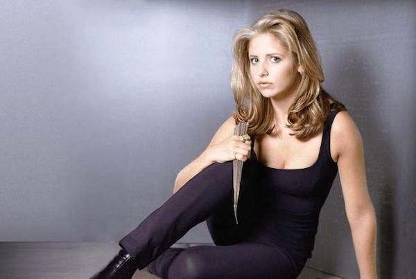 Altro che Buffy che ci vorrebbe per salvare la situazione..