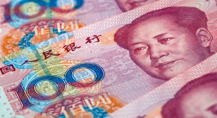 yuan valuta nazionale cinese